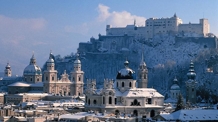Adviento Salzburgo