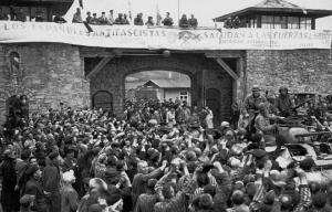 Mauthausen liberación